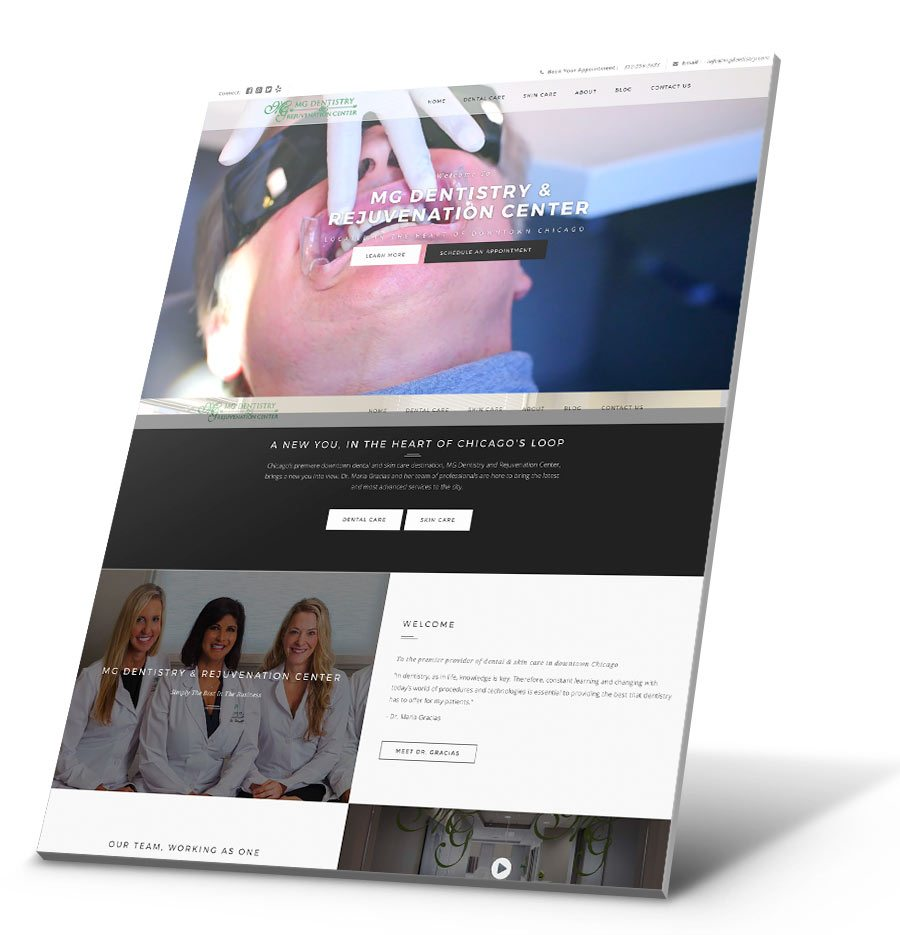 MG Dentistry Featured Image
