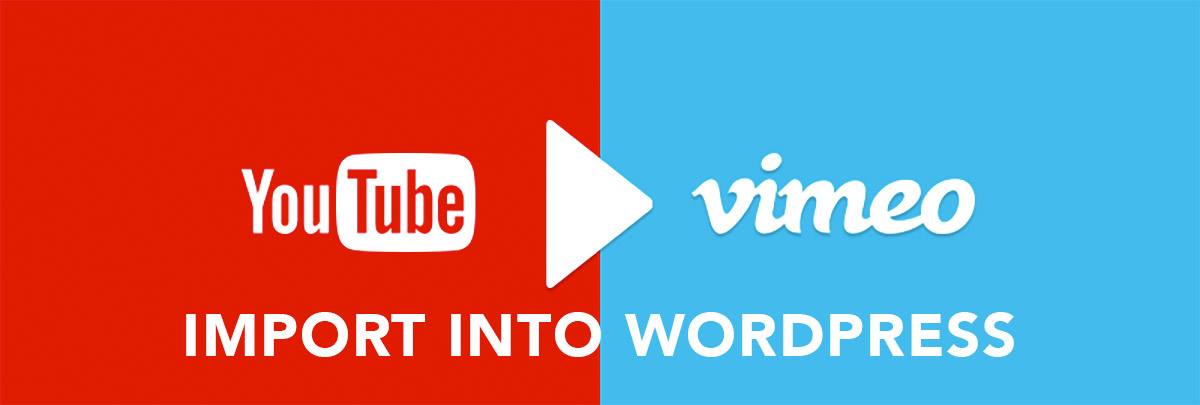 Featured Image Import YouTube & Vimeo Video Covers Into WordPress Media Library