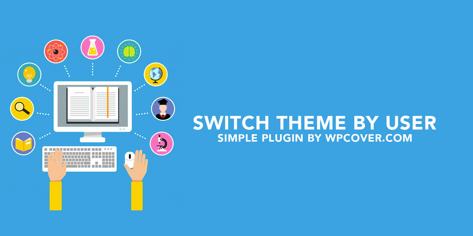 Featured Image Switch Active WordPress Theme For Specific User