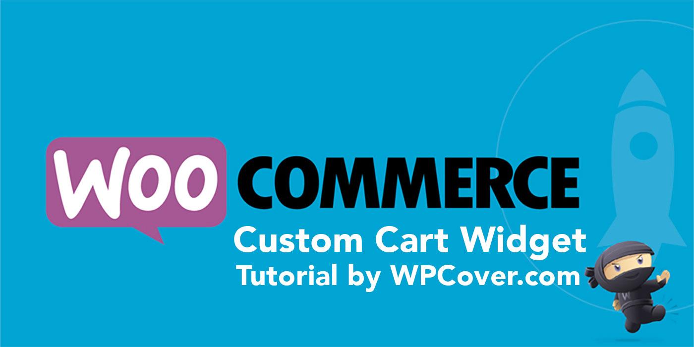 Featured Image Create WooCommerce Custom Cart Widget