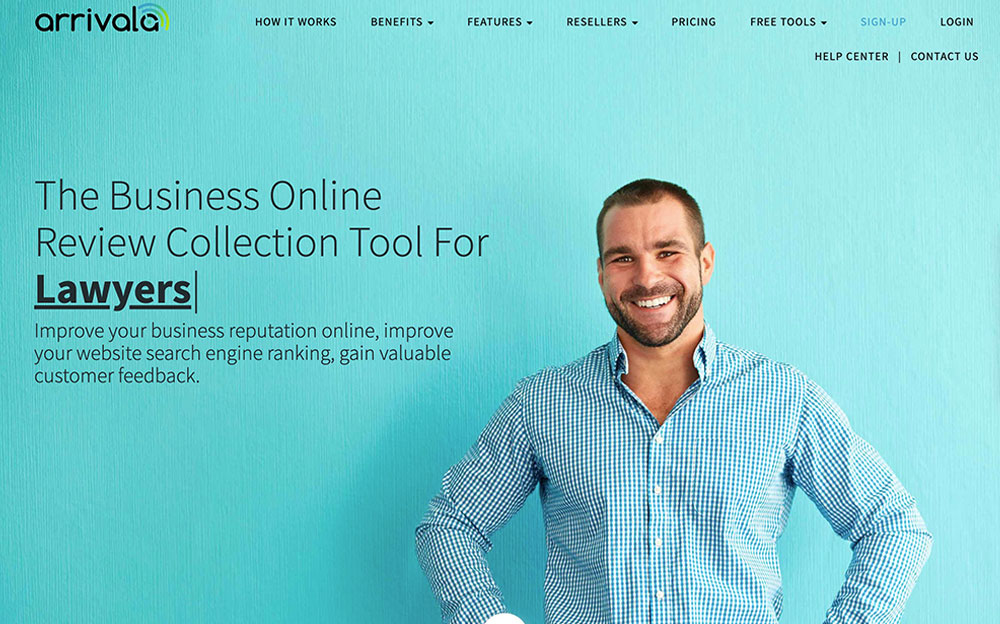 Arrivala – Collect Online Business Reviews Featured Image